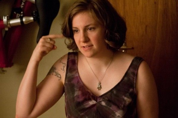 lena dunham girls season 2 i get ideas