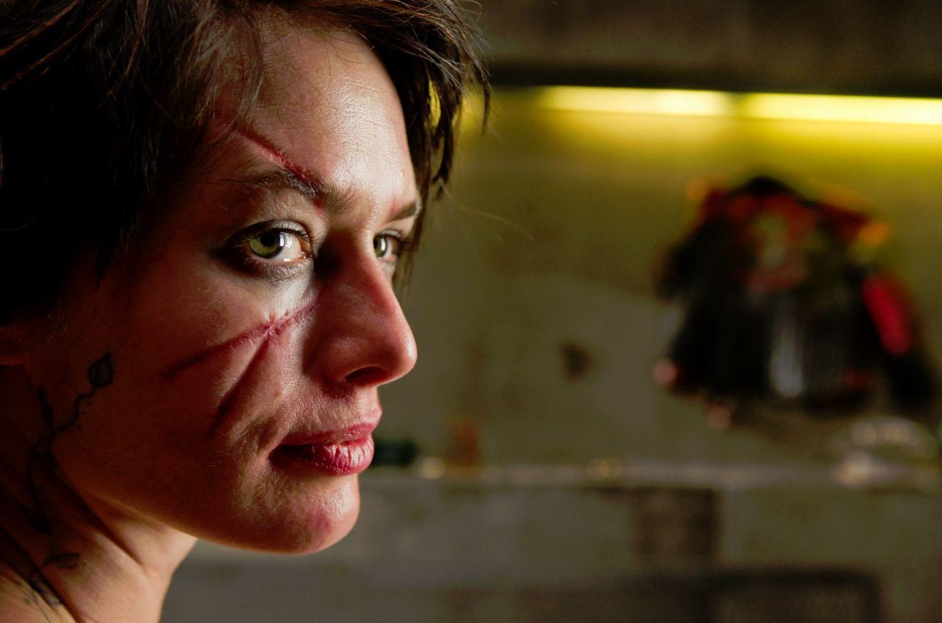 DREDD Movie Image Featuring Lena Headey | Collider