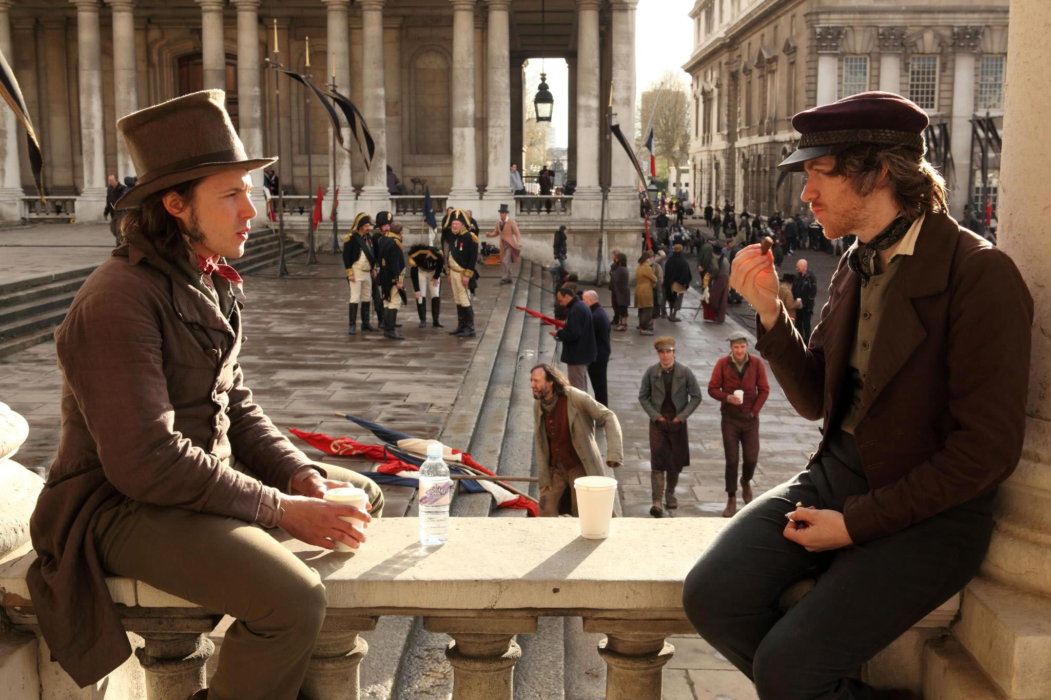 Les Miserables Movie Images And Poster Collider