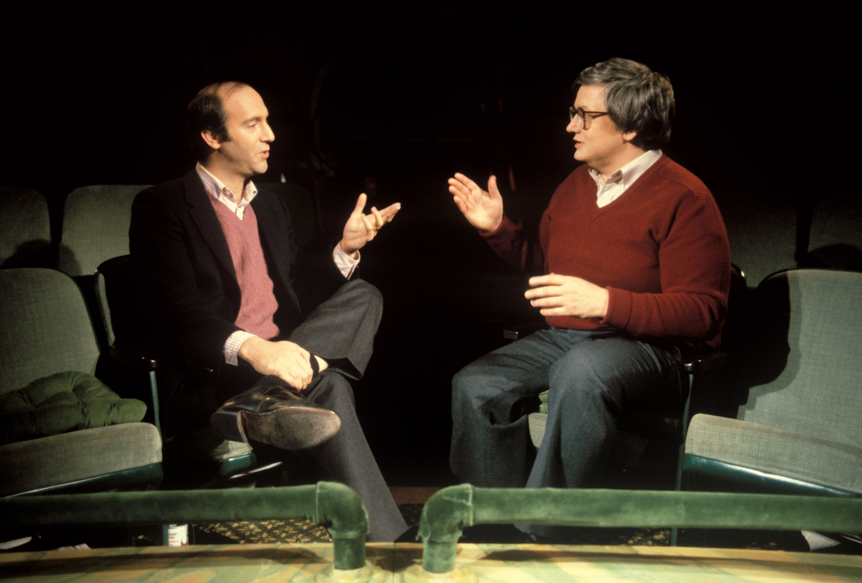 siskel and ebert relationship problems