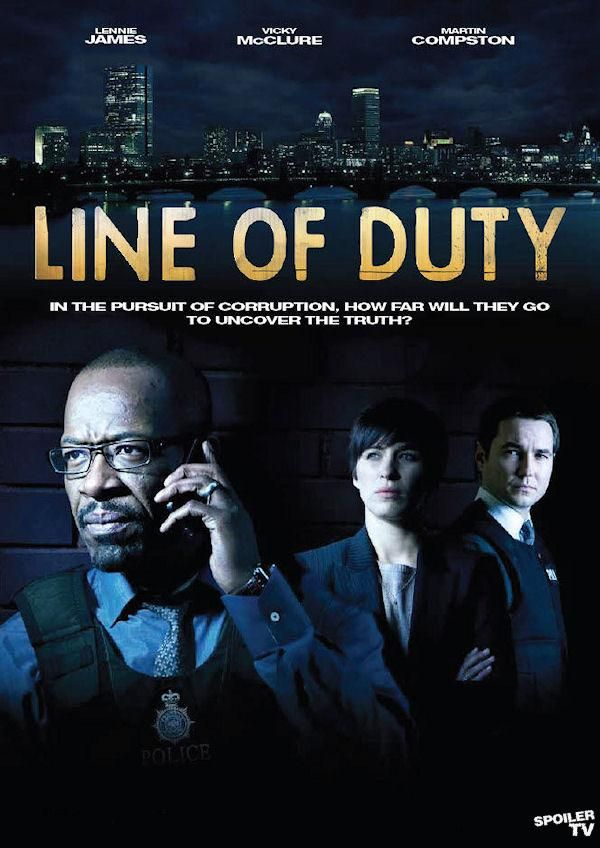 Lennie James Talks LINE OF DUTY, His Questionable Character, His Role ...