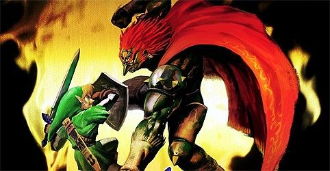 link-vs-ganon-legend-of-zelda