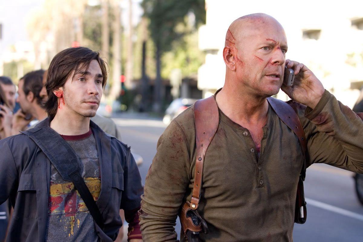 Image result for Die Hard 4 (2007)