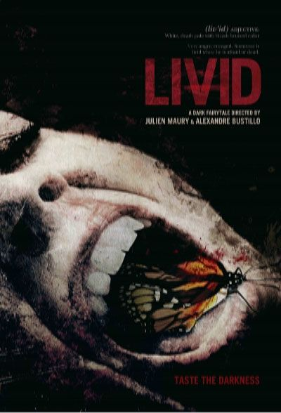 Alexandre bustillo and julien maury livid interview collider for Inside french horror movie