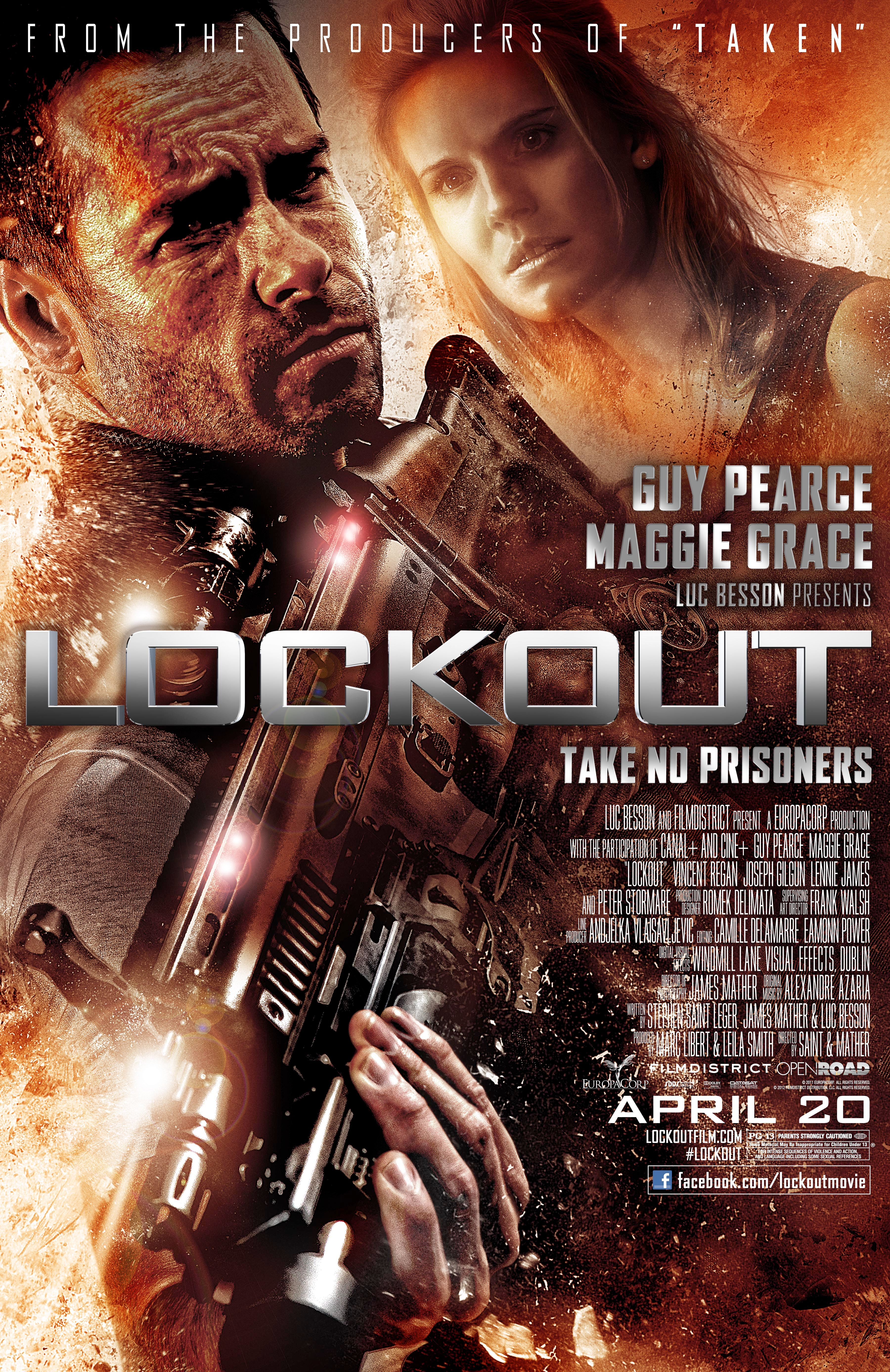 LOCKOUT, MIRROR MIRROR, and MARLEY Movie Posters | Collider