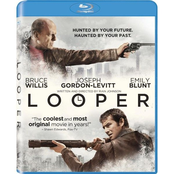 looper blu ray cover