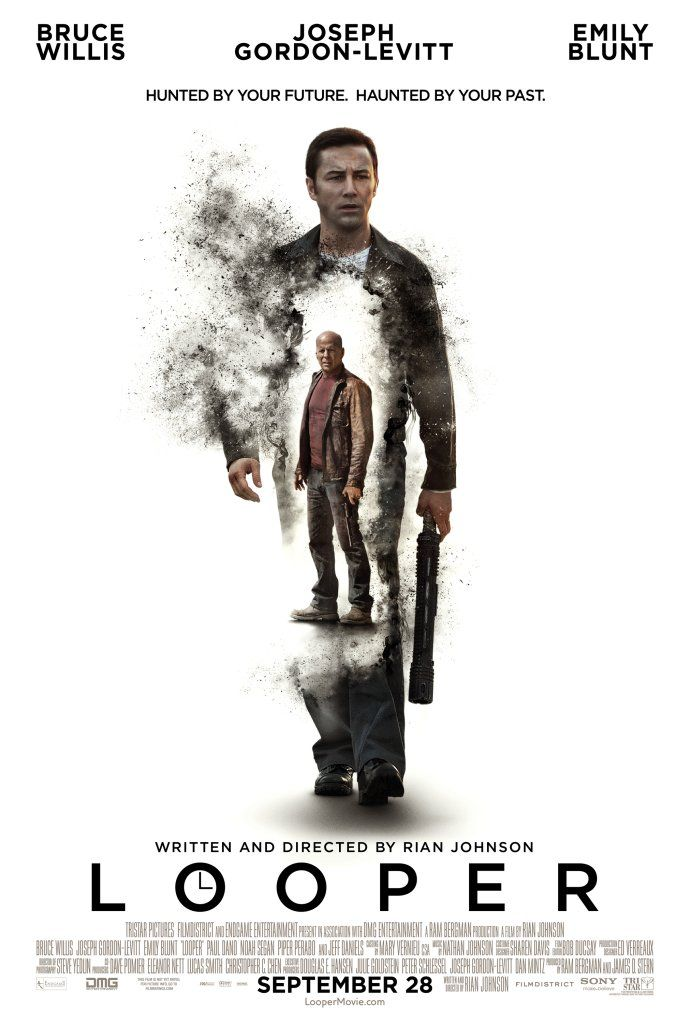 Emily Blunt Talks Looper And All You Need Is Kill Starring