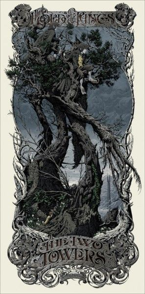 aaron-horkey-lord-of-the-rings-two-tower-mondo