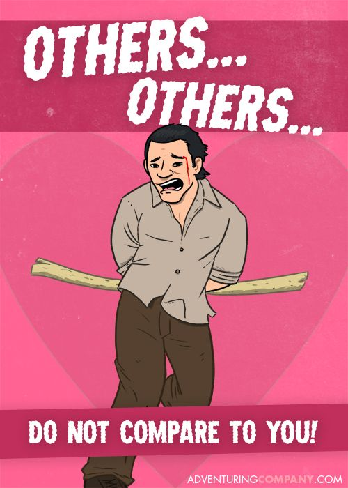 Awesome LOST Valentine\'s Day Cards   Collider