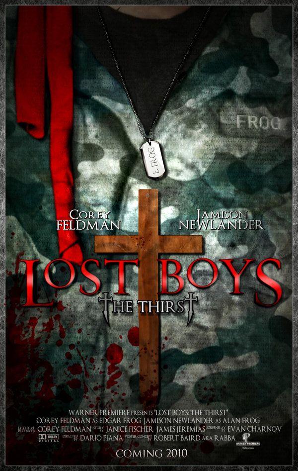 corey feldman and jamison newlander interview lost boys