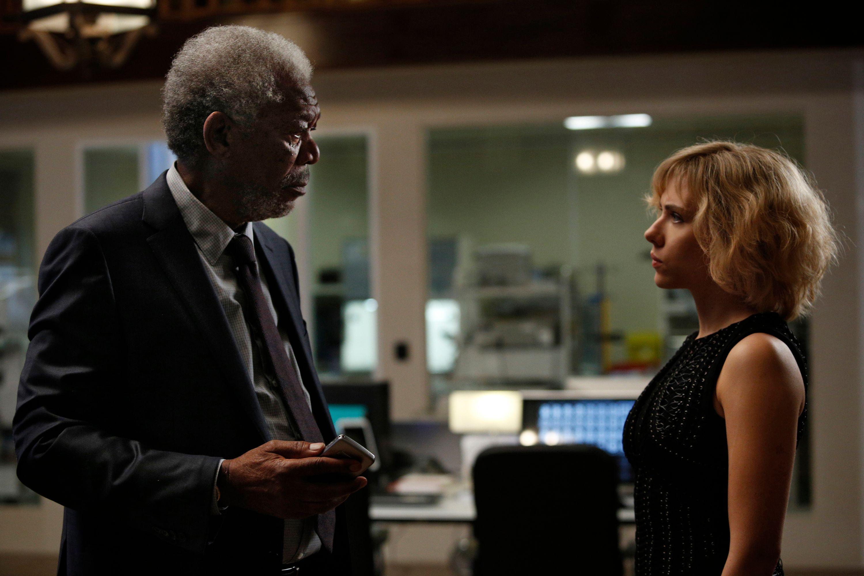 Morgan Film: LUCY Trailer. Luc Besson's LUCY Stars Scarlett Johansson