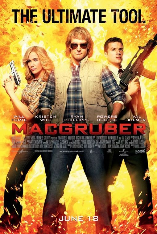 Will Forte Talks MACGRUBER 2; Says There Will Be Some Form ...
