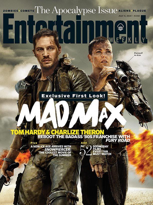 movie Mad road max fury