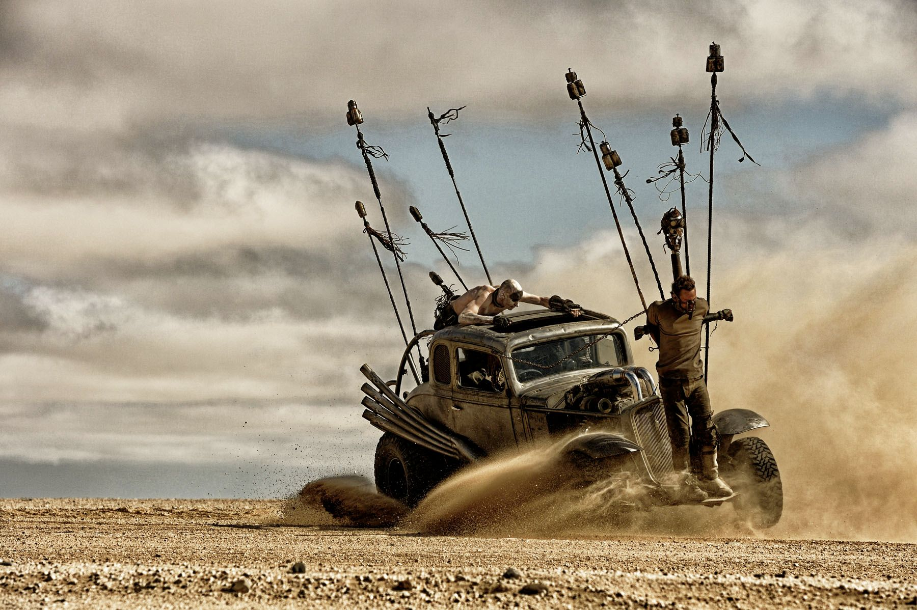 Mad Max: Fury Road Interview: George Miller Talks Sequel at Comic-
