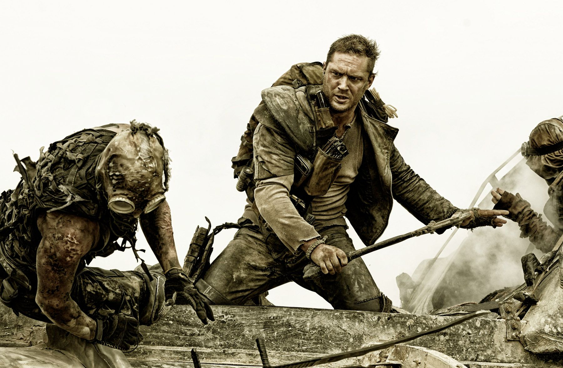 Mad Max: Fury Road Comic-Con Panel Recap: First Footage Unveiled