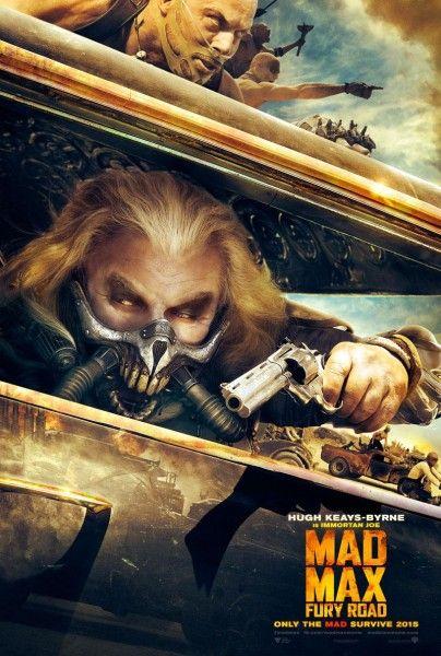 mad max poster hugh keays-byrne