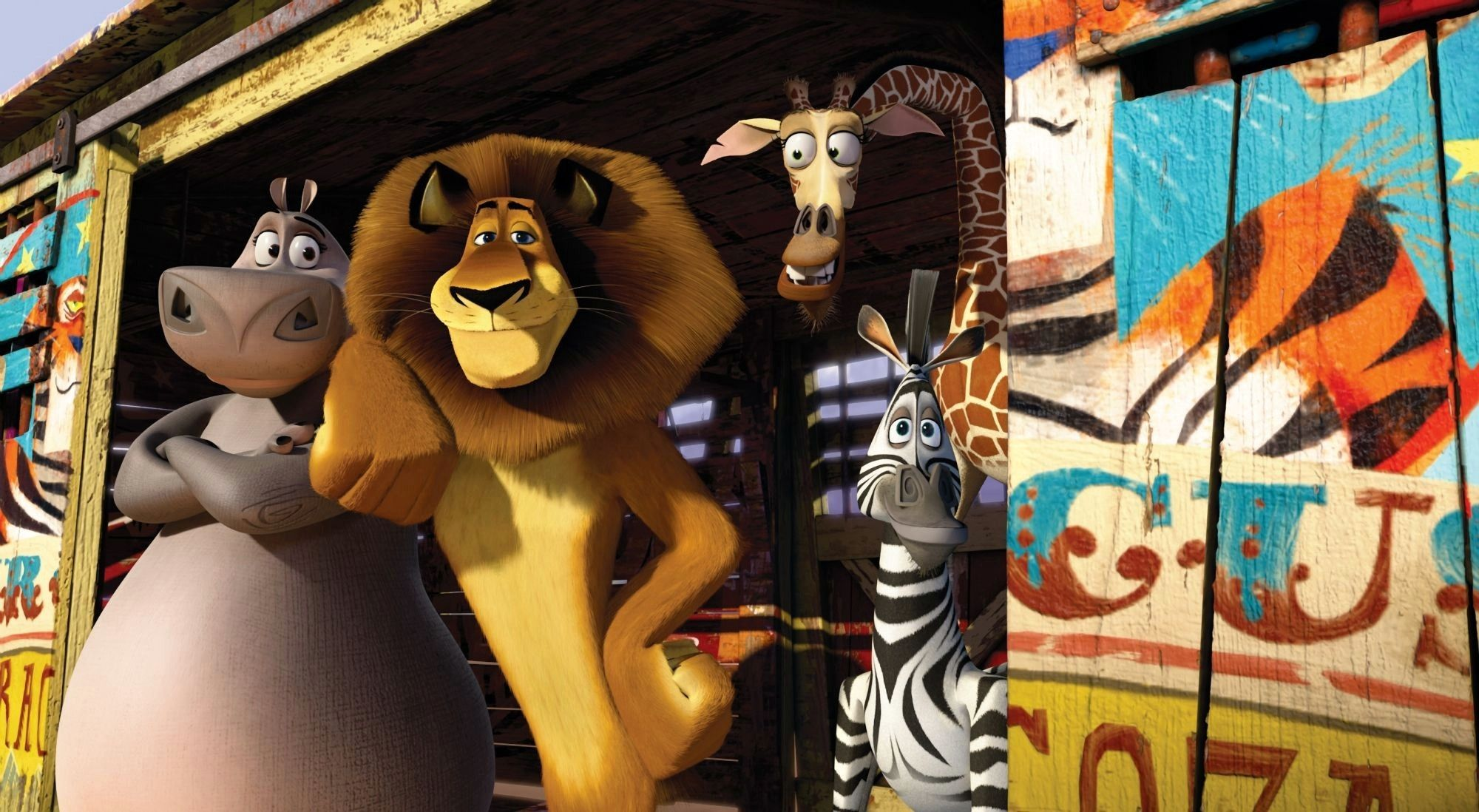 dreamworks animation 2012 preview madagascar 3 and rise