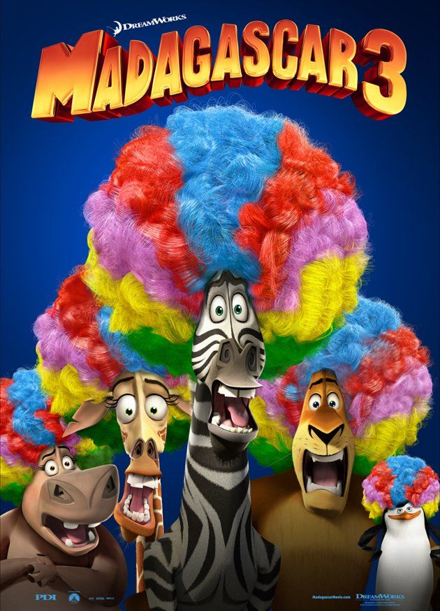 madagascar 3 poster - photo #1