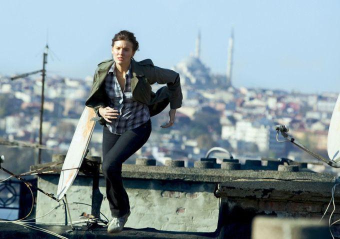 Taken 2 Images Featuring Liam Neeson Famke Janssen And Maggie Grace Collider