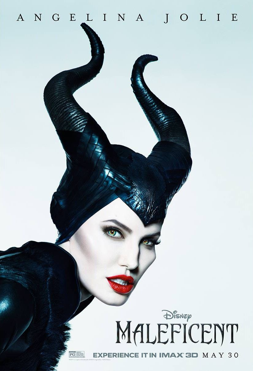 Angelina Jolie Talks MALEFICENT, UNBROKEN, Work and Family ... Horns Movie Poster