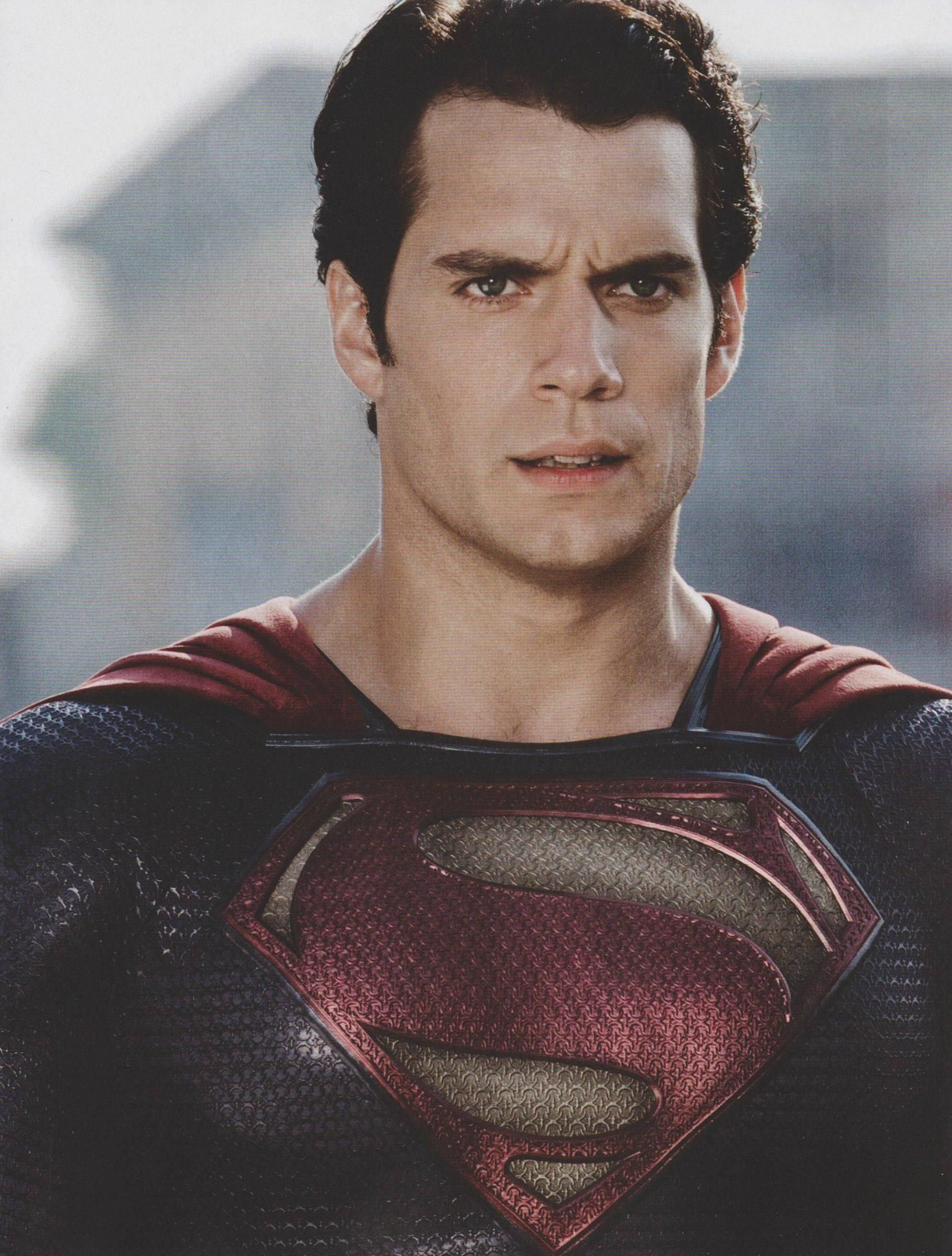 MAN OF STEEL Posters and Empire Covers | Collider