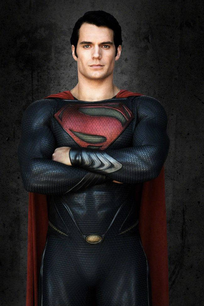 Resultado de imagem para superman henry cavill