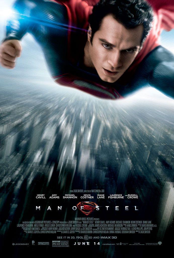 Henry Cavill Talks MAN OF STEEL, the Superman Curse, His Preparation ...