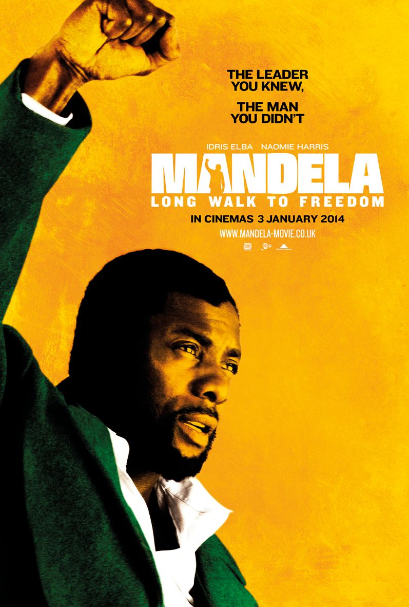 Mandela Long Walk To Freedom Trailer Starring Idris Elba