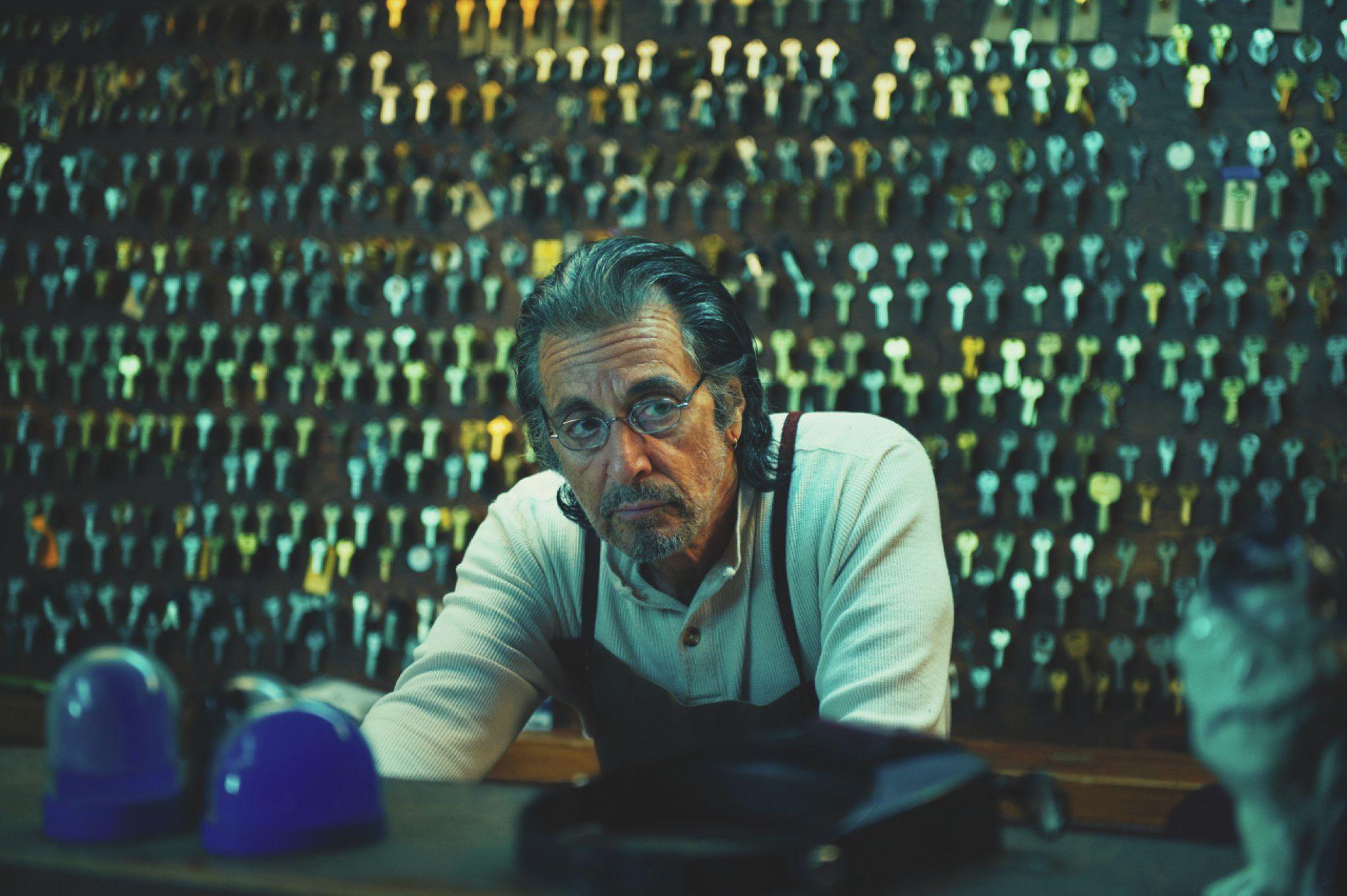 """Resultado de imagen para Al Pacino llega a la televisión como protagonista de la serie """"The Hunt"""", de Amazon"""
