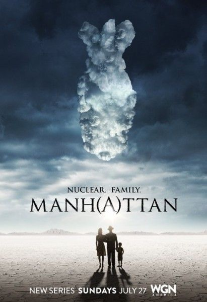 manhattan TV show poster teaser