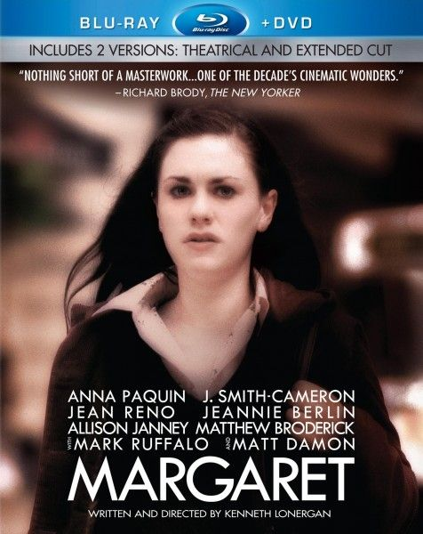 margaret blu ray cover