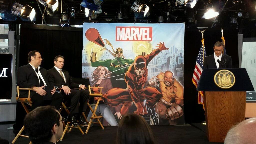 marvel netflix shows new york - Where Is Hells Kitchen Filmed