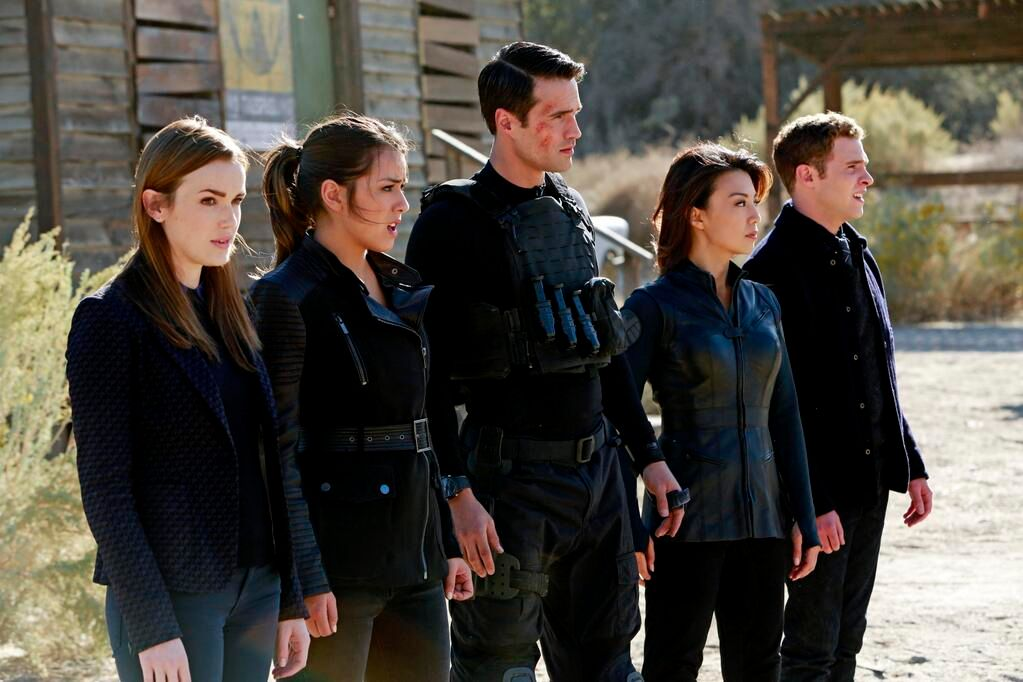 Agents Of Shield Episodes