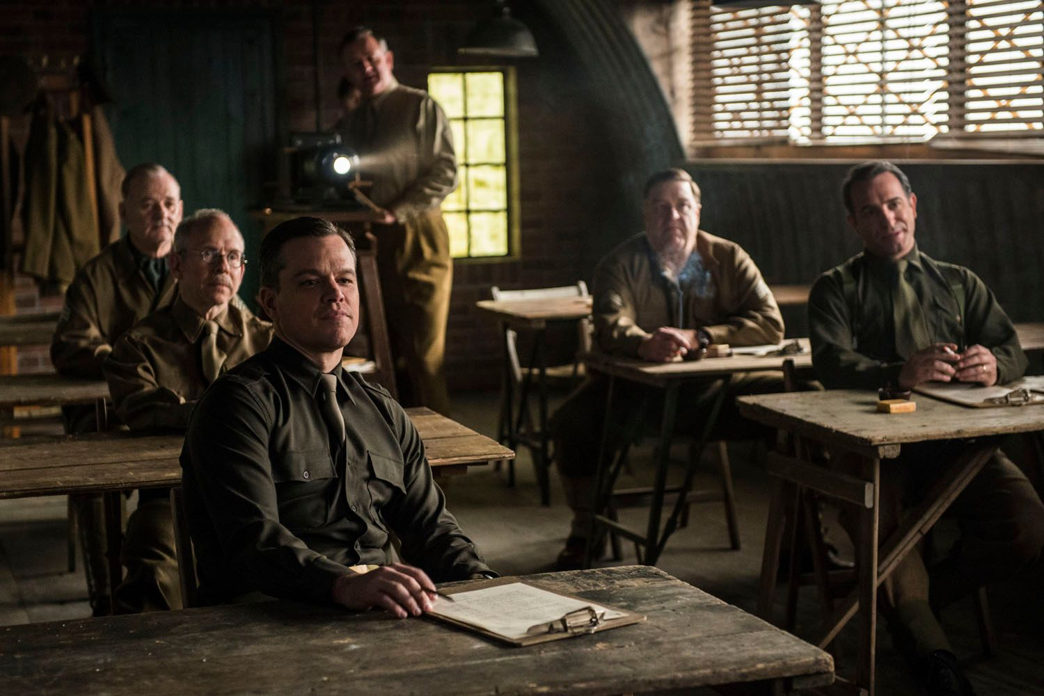 THE MONUMENTS MEN Imag...