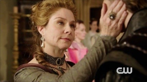 megan follows reign