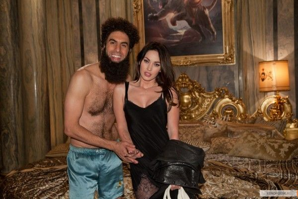 megan-fox-sacha-baron-cohen-the-dictator