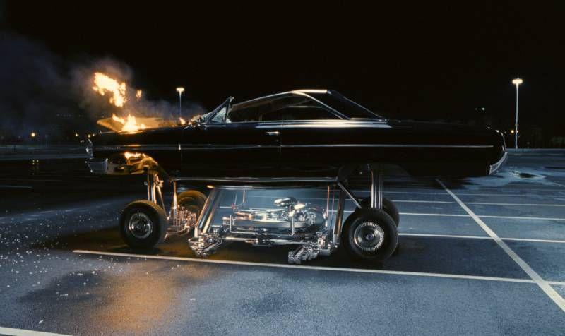 Men In Black 3 Car Image Jpg