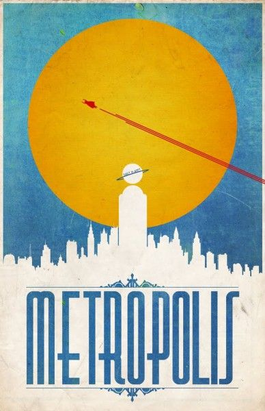 metropolis_superman_travel_poster