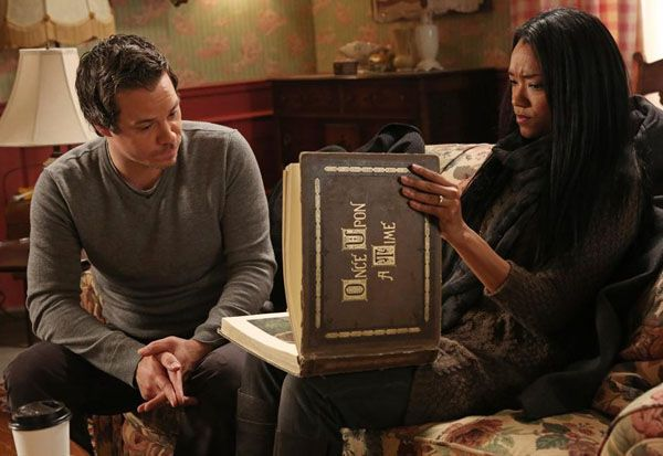 MICHAEL RAYMOND-JAMES, SONEQUA MARTIN-GREEN once upon a time