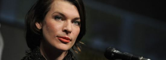 milla jovovich resident evil retribution comic con