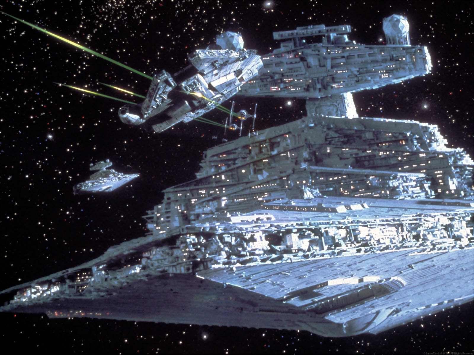 star wars millenium falcon - photo #5