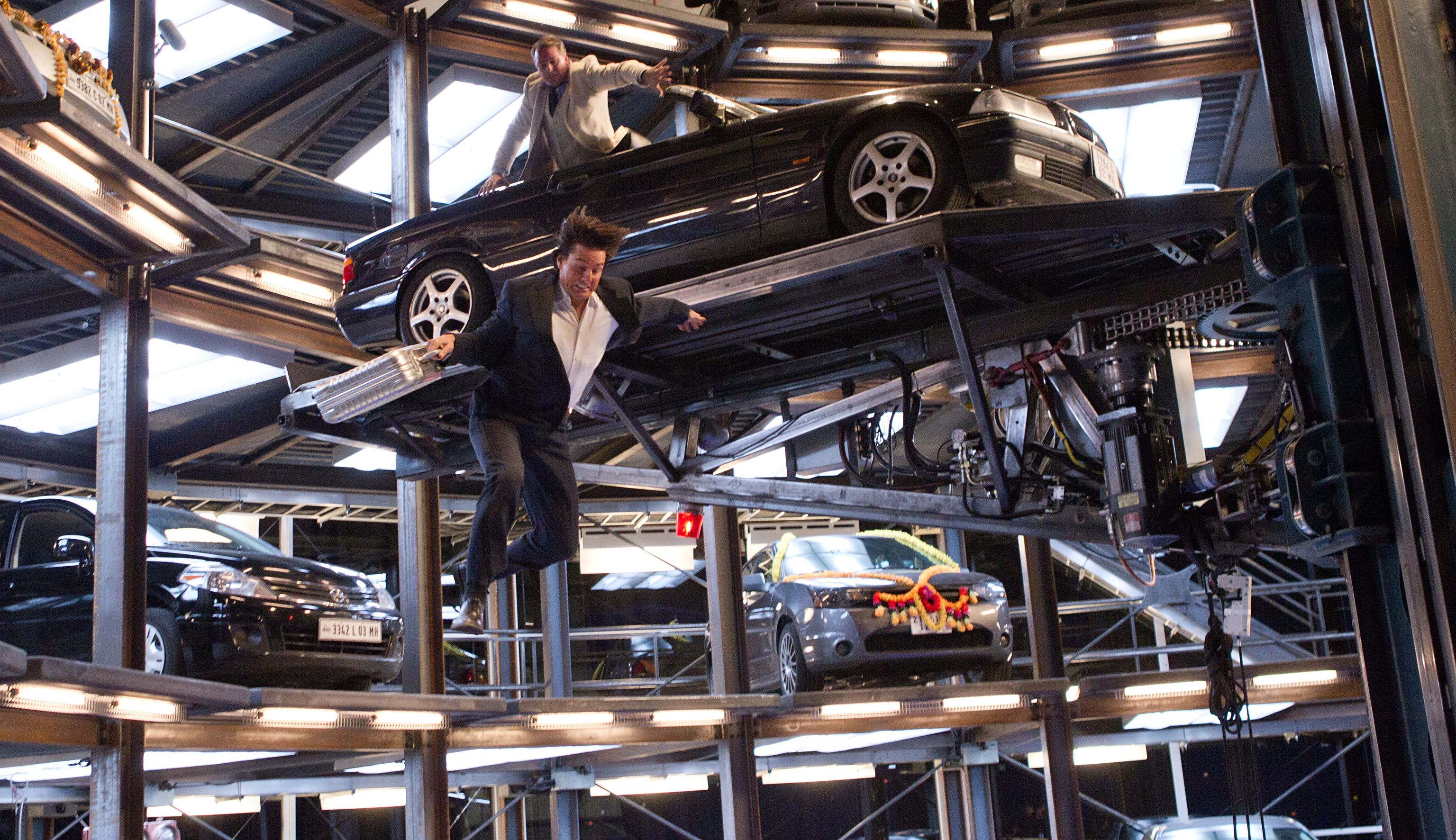 Mission Impossible Ghost Protocol Movie Clip And Images