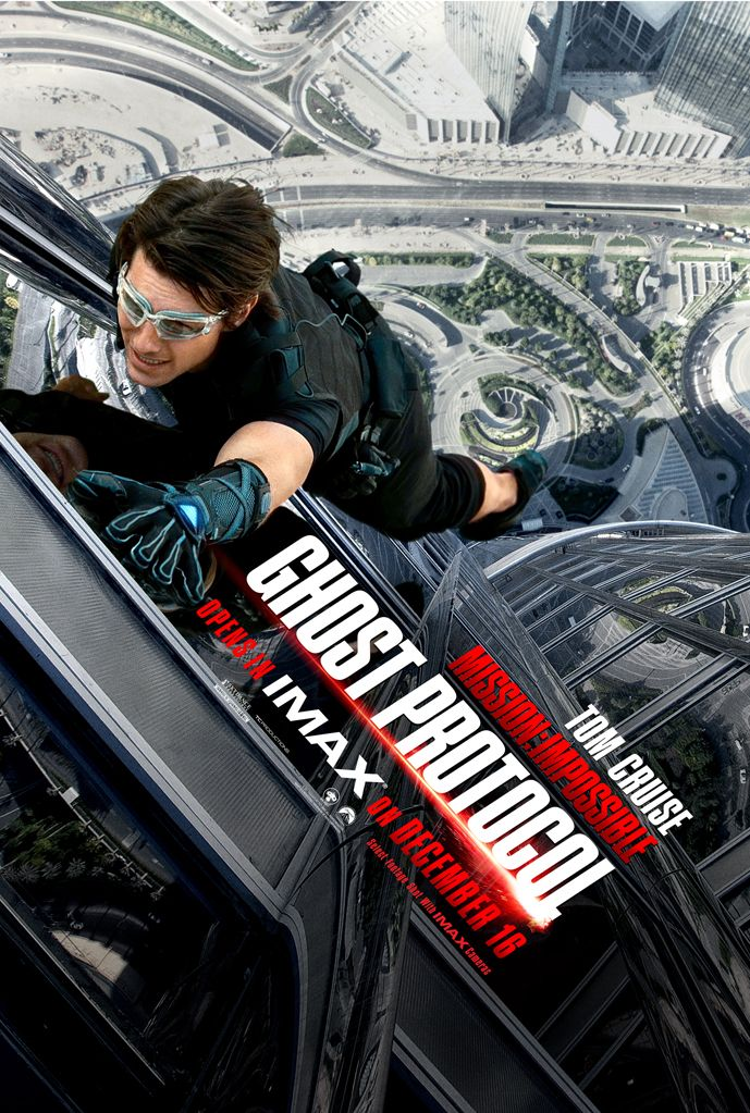 MISSION: IMPOSSIBLE 4 GHOST PROTOCOL Trailer | Collider