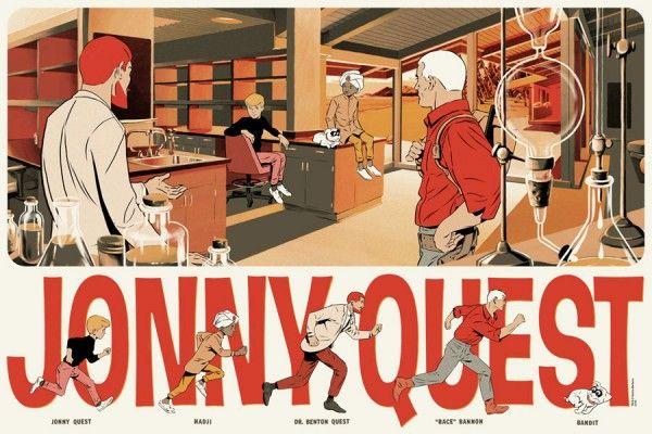 mondo-jonny-quest-poster