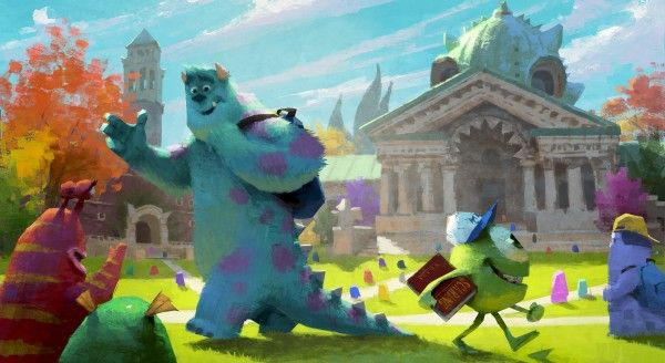 monsters university-concept art