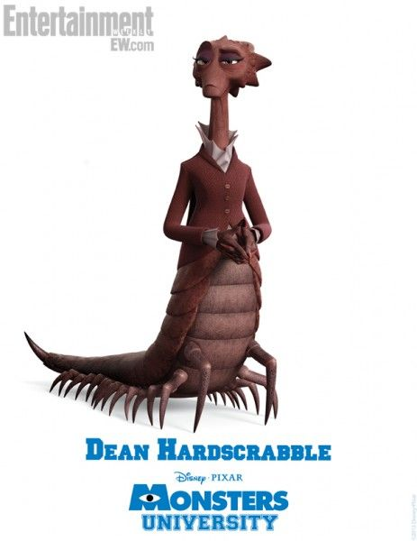 monsters-university-dean-hardscrabble-poster