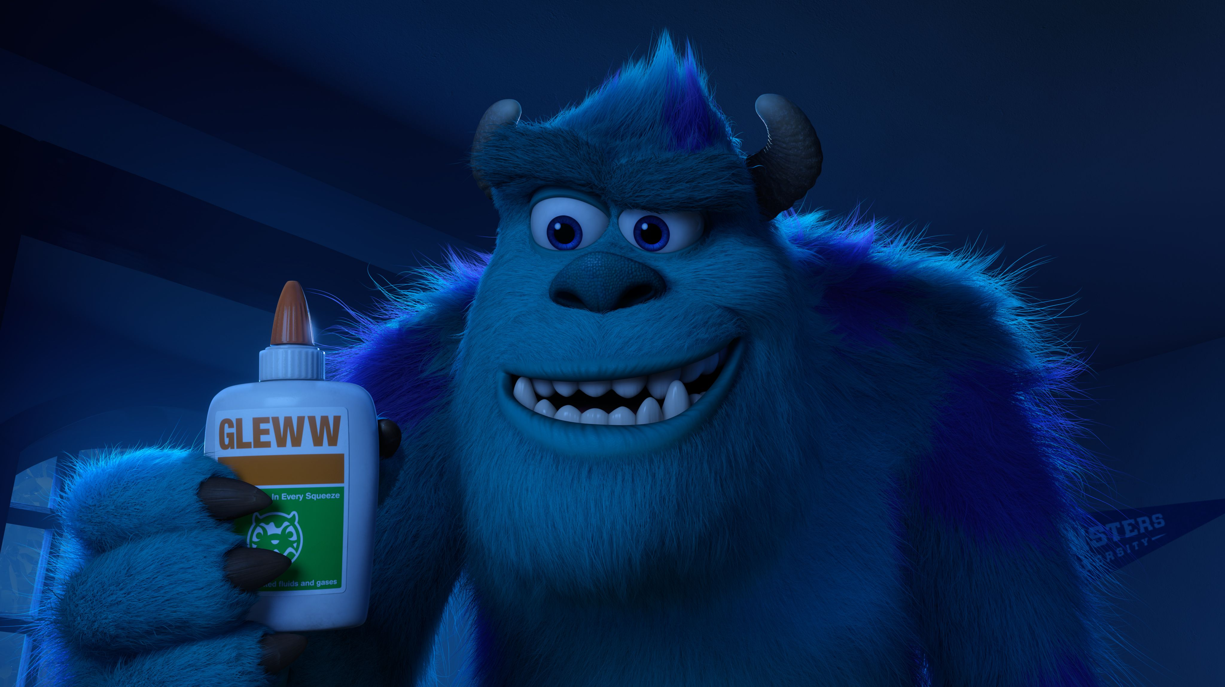 monsters university trailers and images collider