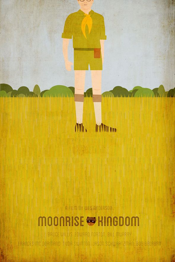 MOONRISE KINGDOM Featurette and Posters | Collider