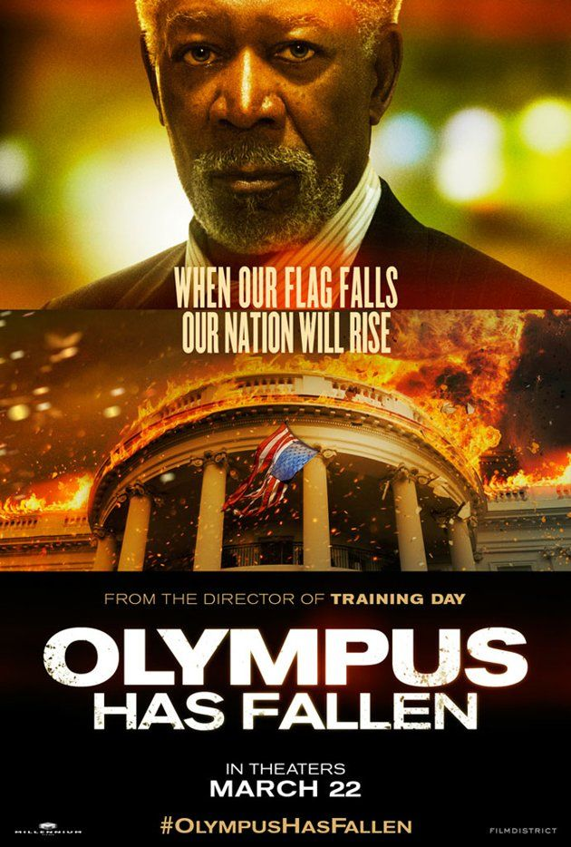 New Posters for 42, EMPEROR, OLYMPUS HAS FALLEN, and ...