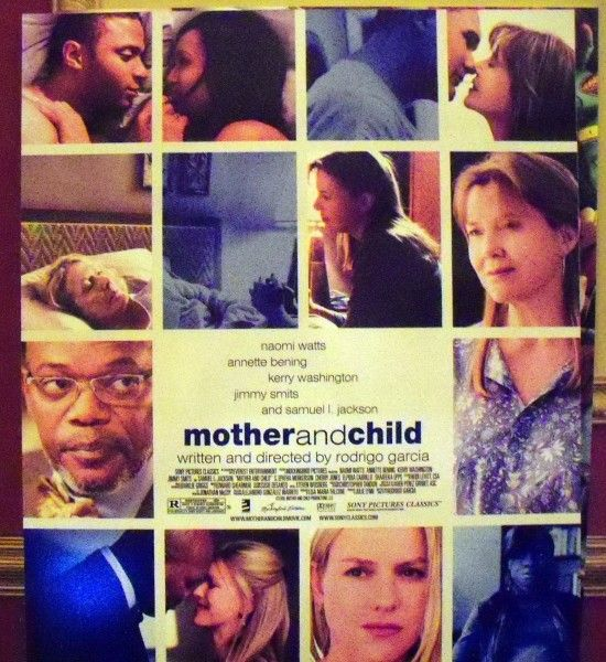 Mother and Child movie poster Showest 2010